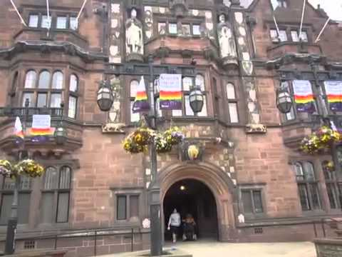 A video slideshow of Coventry, England