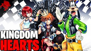 KINGDOM HEARTS | CHRONOLOGIE - Iconoclaste
