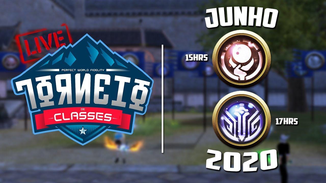 [🔱] Torneio 1v1 de Classes - Místicos & Seekers - Fidelity Rate Baixa (Jun/2020)