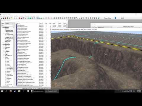 Fallout 4 Creation Kit Basics : Tutorial Episode 7 External World Spaces