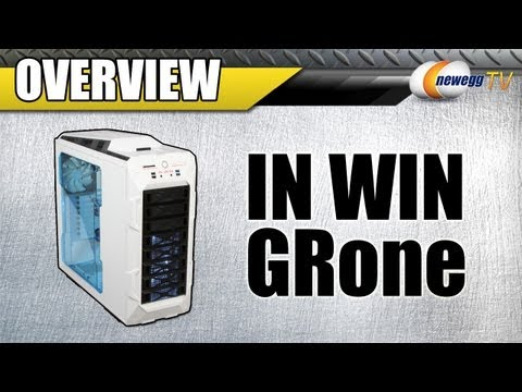 Newegg TV: IN WIN GRone Full Tower Computer Case Overview