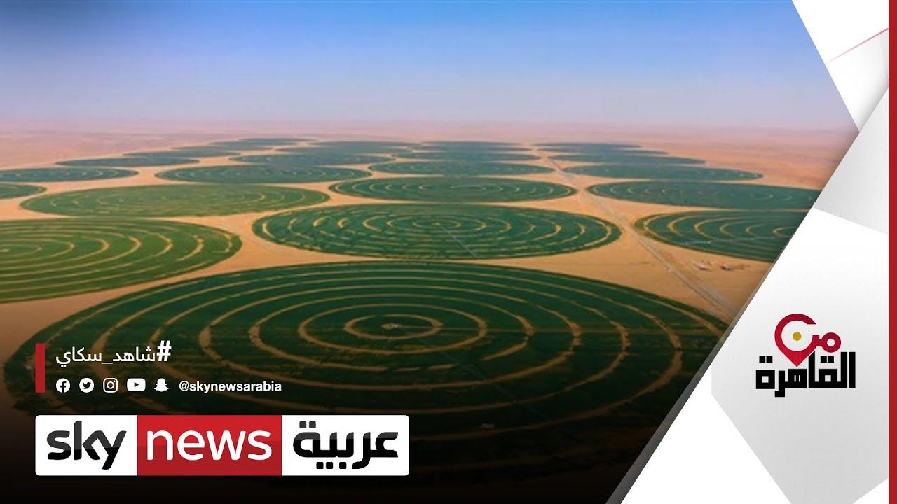 مشروع الدلتا الجديدة.. نحو تنفيذ استراتيجية الزراعة 2030 | #من_القاهرة  - نشر قبل 3 ساعة