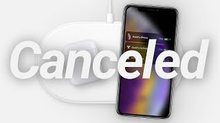 Apple Officially Cancels AirPower...What?