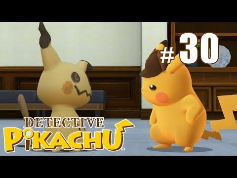 Детектив Пикачу против Мимикью! - Detective Pikachu - #30