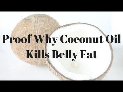 Proof Why Coconut Oil Kills Belly Fat – 346