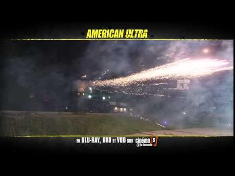 AMERICAN ULTRA - Disponible En Blu-Ray, DVD Et VOD Le 19 Décembre !