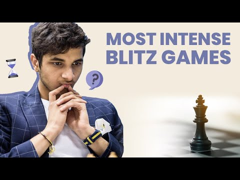 INTENSE  BLITZ GAMES! #CHESS