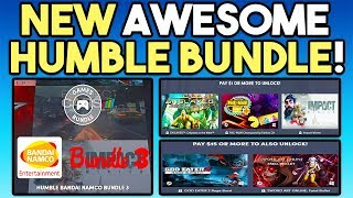NEW AWESOME HUMBLE BUNDLE - GREAT PC GAME DEALS!