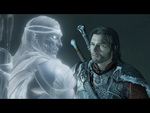 11 Minutes of Shadow of War: Open World Exploration Gameplay - E3 2017