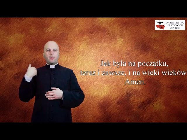 Modlitwy migane - Chwała Ojcu