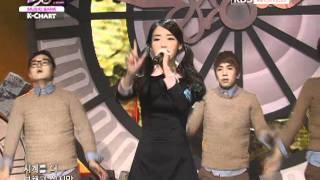 [Music Bank K-Chart] IU - You & I (2011.12.02)