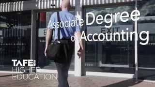 TAFE NSW Higher Education - Associate Degree of Accounting - Gavin Godwin