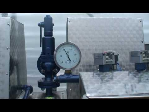 Inbetriebnahme dampfkessel S350 - YouTube