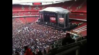 All Time Low -  Backseat Serenade Emirates Stadium 1.06.13
