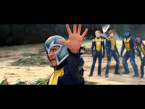 X-MEN Le Commencement extrait plus jamais VF poster