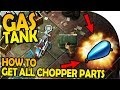 WE GOT THE CHOPPER GAS TANK : HOW TO GET ALL CHOPPER PARTS : Last Day On Earth Survival 1.5.4 Update