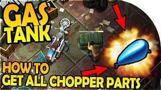 Video WE GOT THE CHOPPER GAS TANK - HOW TO GET ALL CHOPPER PARTS - Last Day On Earth Survival 1.5.4 Update download MP3, 3GP, MP4, WEBM, AVI, FLV Agustus 2018