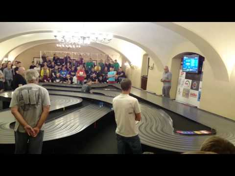 Slot Car Worlds – ISRA 2015 – Eurosport 1/32 Qualification