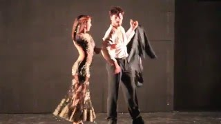 DWTS Live! Dance All Night Tour - Foxtrot - Val and Jenna