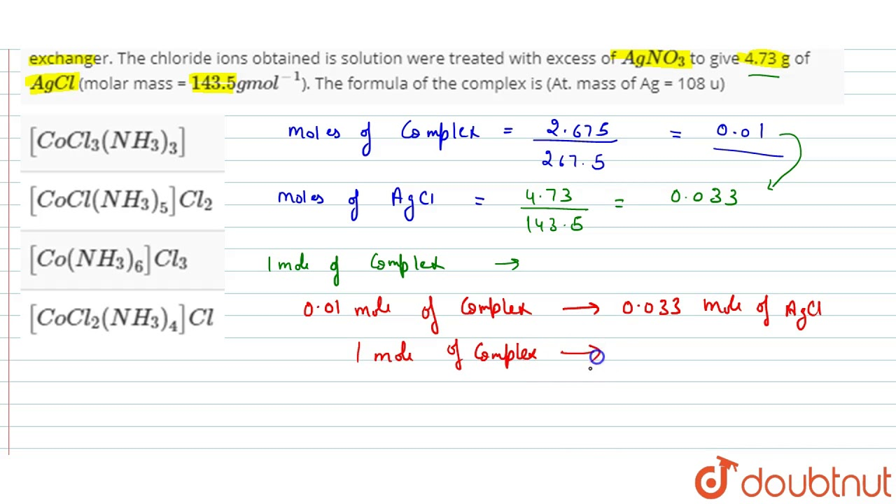 Learn How to Calculate Molarity of a Solution