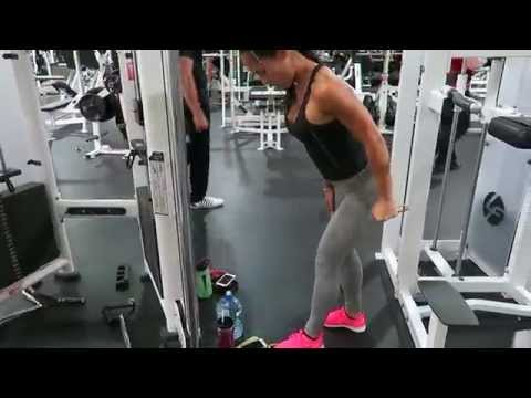 Randi Kennedy Fitness - Cable Single Arm Tricep Kickback