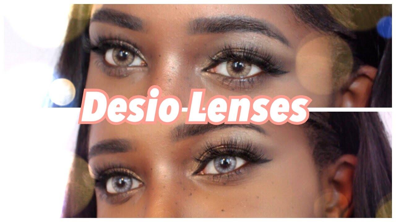 Desio Lens Cappuccino
