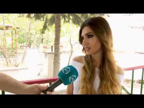 Iste Benim Stilimde Sima Sherafettinovanin basina kim ayaqqabi atdi? ilk defe ATV 10LAR da danis thumbnail