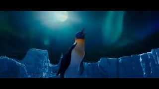 "PUENTE DE LUZ (HAPPY FEET 2) HD ""letra"""