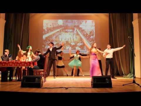 Christmas Meetings   Russia, Tomsk Polytechnic University
