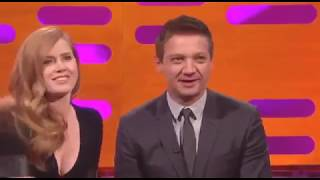 Amy adams, jeremy renner, chris o'dowd and niall horan - the graham norton show s20e03