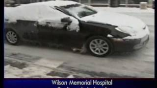 WHIO Channel 7 Clip in Wilmington, Ohio OH