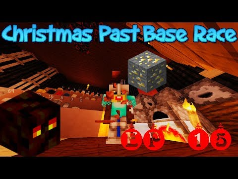 Christmas Past Baserace - Dec 17 [15] - The Search for Gold Ore begins!