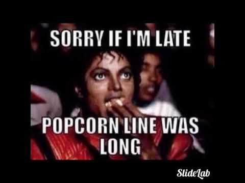 Best of Michael Jackson eating popcorn memes 🍿😄 - YouTube