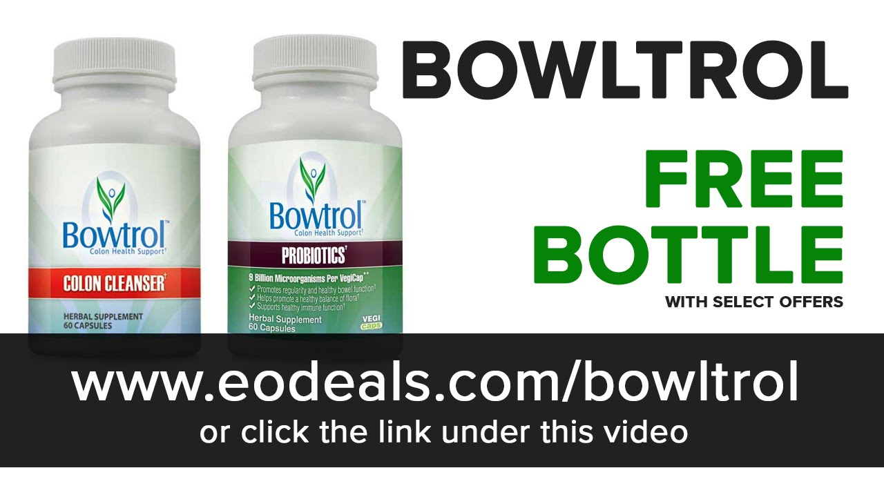 Where To Buy Bowtrol In Stores Bowtrol System Free Bottle Youtube