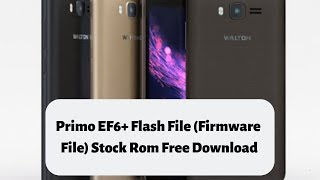 Firmware Free Download