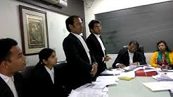 Sigma Legal Moot Court