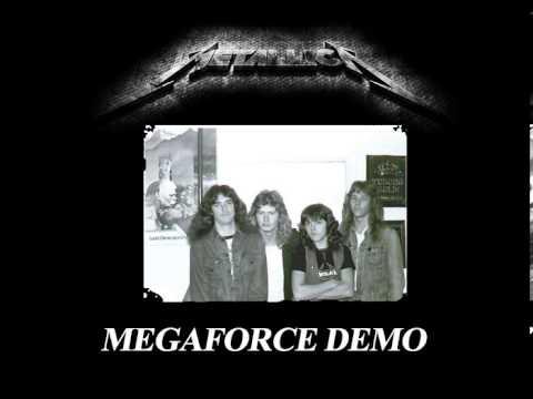 Metallica - Megaforce/KUSF Demo (1983)