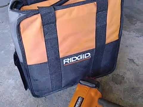 RIDGID Nailer Ebay Review 9 2 17