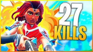 FORTNITE: 27 KILLS!! EPIC en DUELO DEFINITIVO | Makina