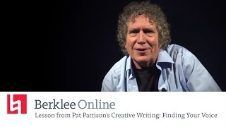 How to Electrify Your Writing with Verbs: A Songwriting Lesson with Pat Pattison