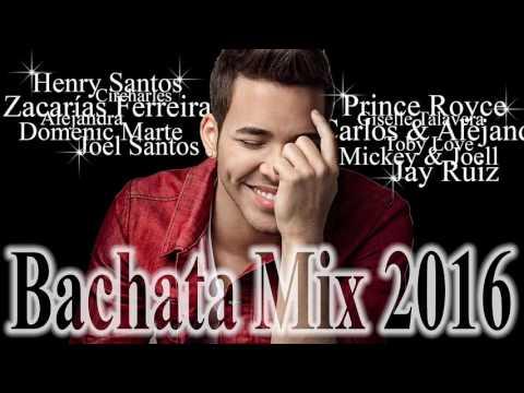 Bachata Mix 2016