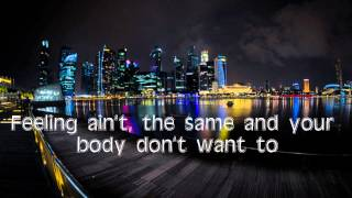 Usher - Burn (Cover) (lyrics on screen)