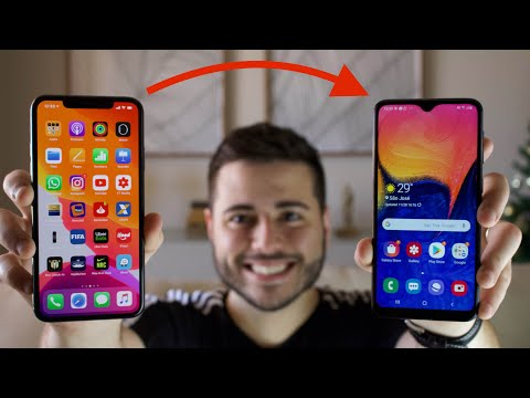 The Best Way To Transfer Data From IPhone To Android!