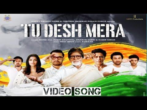 tu-desh-mera-video-song-|-shahrukh-khan,-aamir-khan,-amitabh-bachchan