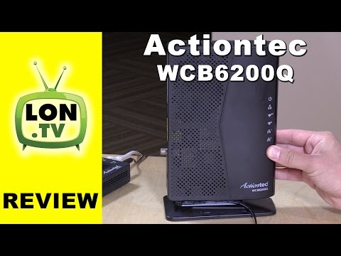 Actiontec MOCA 2.0 802.11ac Wireless Network Extender Review - WCB6200Q02