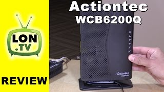 Actiontec MOCA 2.0 802.11 ac-Wireless Network Extender Review - WCB6200Q02