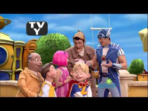LazyTown S01E06 Swiped Sweets 1080i HDTV