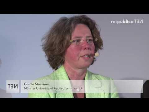 re:publica 2016 –  Dezentral, vernetzt und nachhaltig – Ideen für eine bessere Klimawelt on YouTube