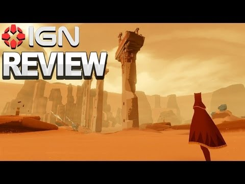 Journey - Game Review