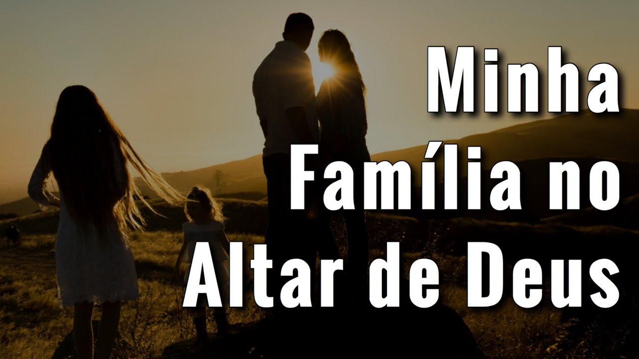 2º Dia • Minha Família no Altar de Deus - Pregação Evangélica! Pr. Rodrigo Ortunho